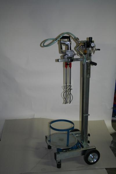 Compressed air mixer b d