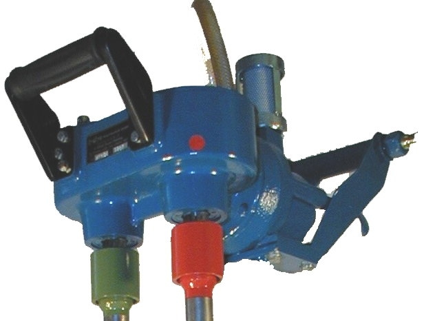 Compressed air mixer b dh